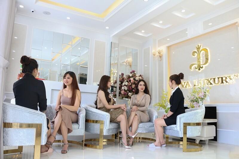 Khám phá ngay quy trình làm đẹp tại Diva spa Châu Đốc 1