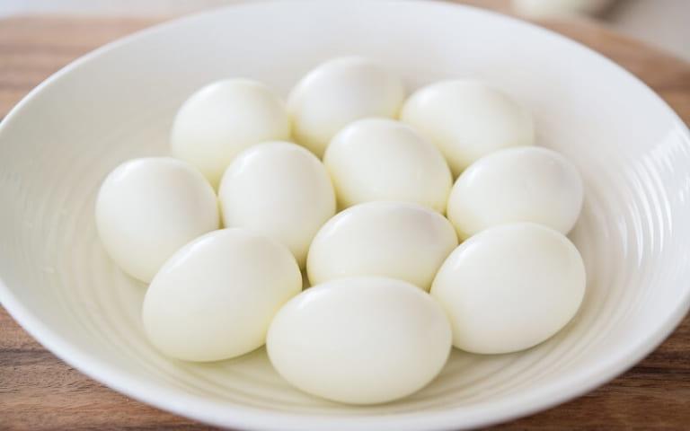 ăn trứng gà có mập không