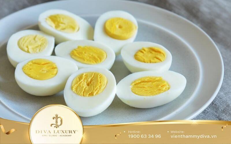Ăn Trứng Gà Luộc Buổi Tối Có Béo Không? Thực Đơn Giảm Cân 7 Ngày Bằng Trứng Gà