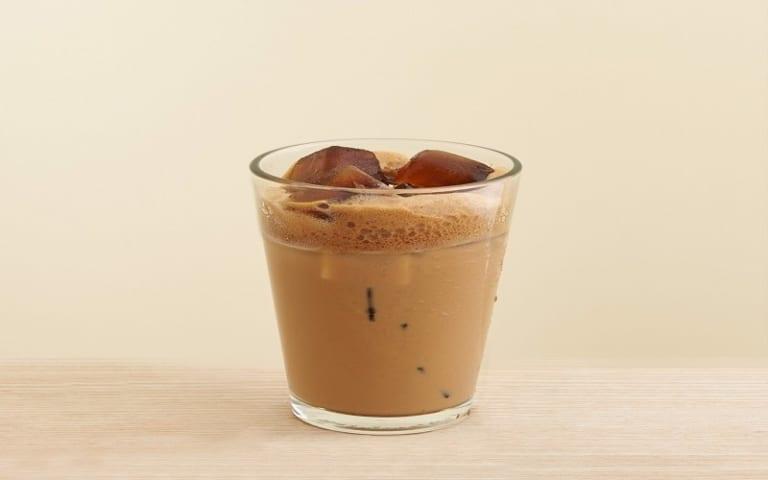 uống cafe sữa có béo không