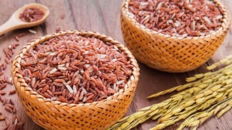 Ăn gạo lức giảm cân