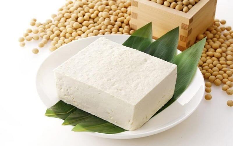 Các món giảm cân từ đậu phụ - Đậu phụ luộc