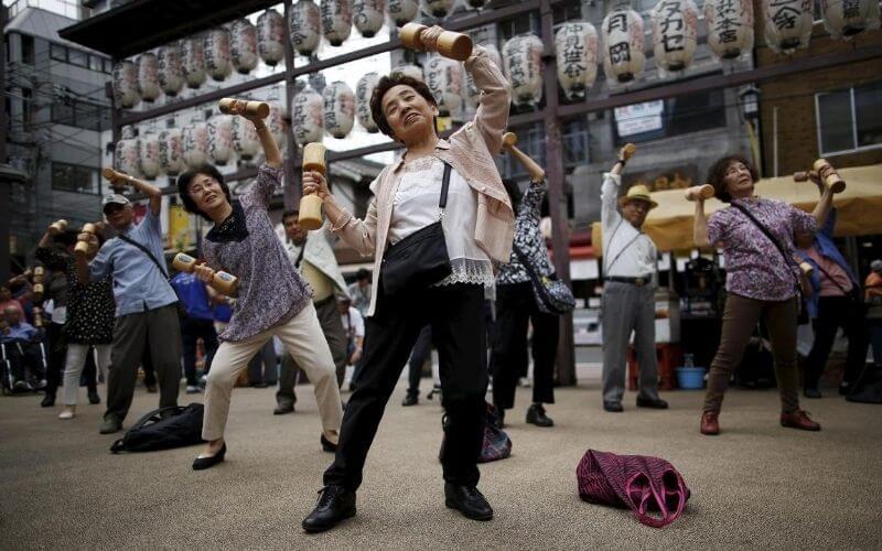 Giảm Cân Tự Nhiên Theo Bí Quyết Của Người Nhật Mang Đến Bất Ngờ Chỉ Sau 1 Tháng