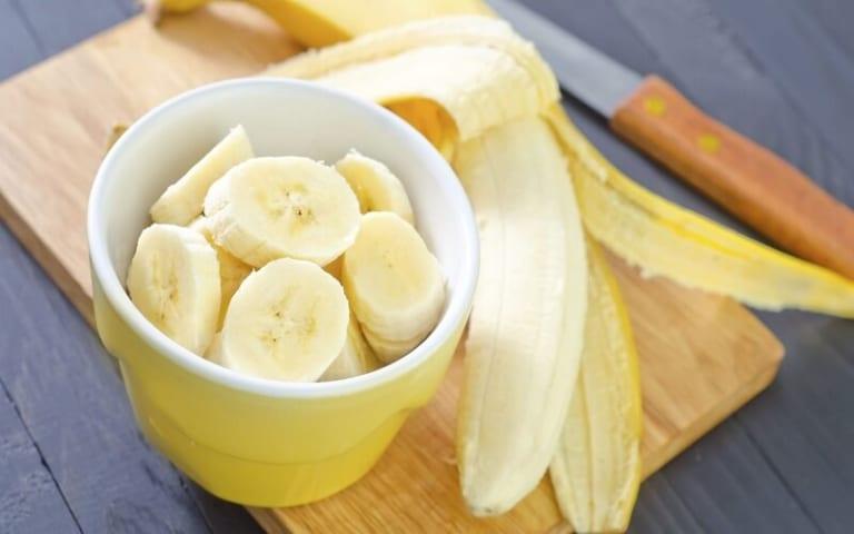 Chuối không nên ăn khi giảm cân