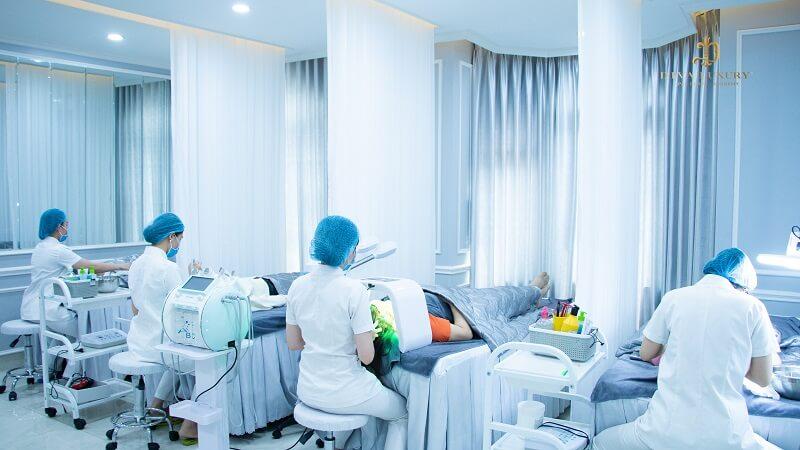 Cơ sở vật chất DIVA Luxury