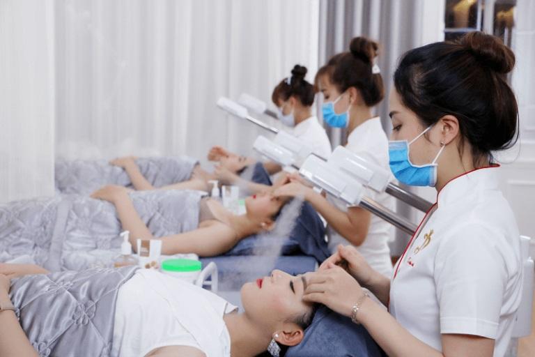 Quy trình đạt chuẩn tại Diva Spa Tp Hồ Chí Minh