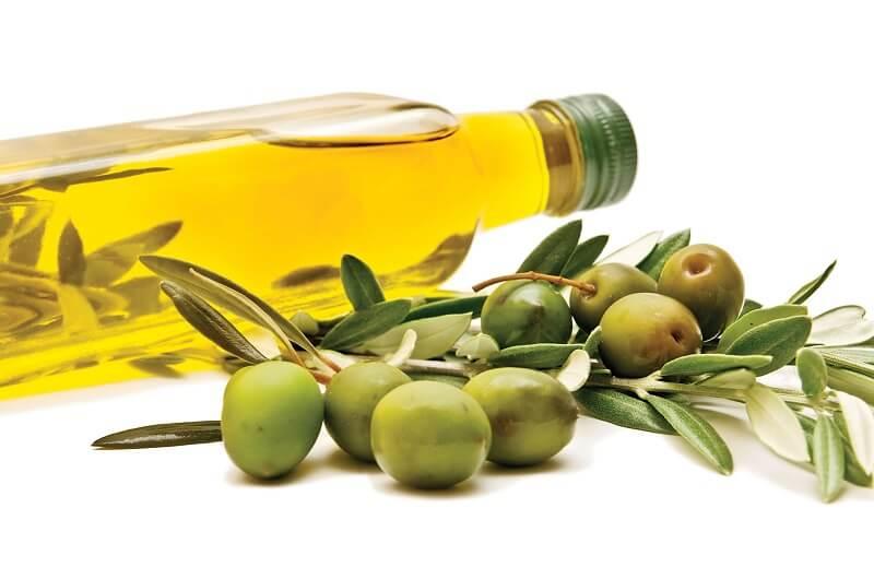 tác dụng của dầu oliu với lông mày