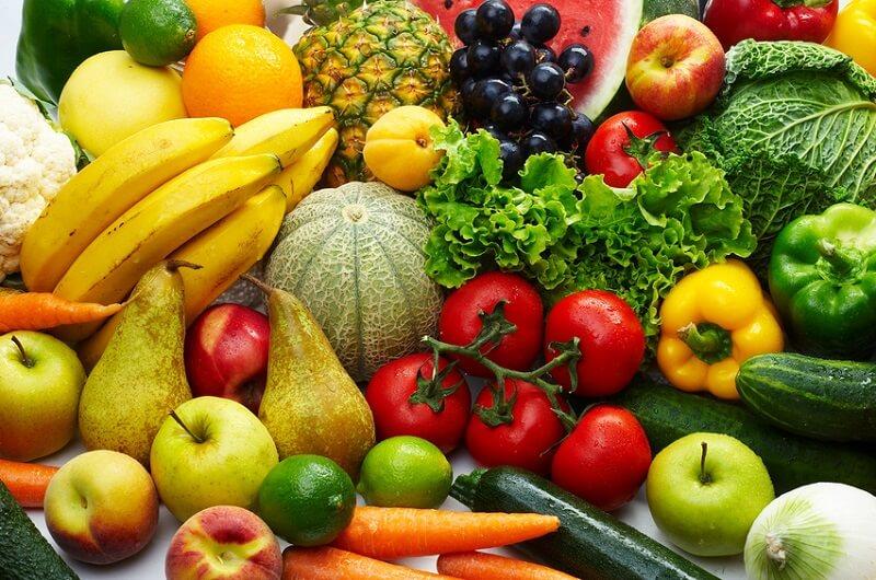 Thực phẩm cần bổ sung khi phun môi
