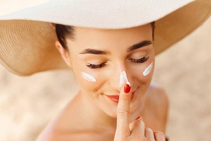 Phòng tránh nám da bằng thói quen sử dụng kem chống nắng