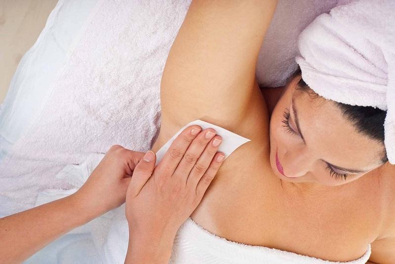 Tẩy lông bằng các phương pháp cơ học chỉ mang tính chất tạm thời